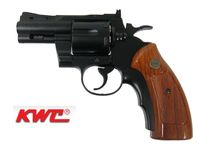 KWC Python 357 (ABS Version, 2.5inch, Black) Revolver