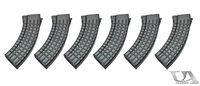 Classic Army 600 Rd Waffle Pattern Magazine For AK47 (6pcs)