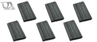 Classic Army 470rd Metal Magazine For SR25 AEG (6pcs)