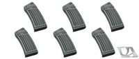 Classic Army 450rd Metal Magazine For CA53/ CA33E (6pcs)