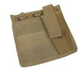 NOB Admin MOLLE MAP/Magazine Pouch (Coyote Brown)