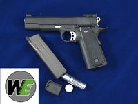 WE P14 Full-Pressure CO2 Full Metal GBB Pistol(without Marking)