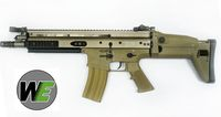 WE MK16 SCAR Open-Chamber System GBB Rifle (DE)