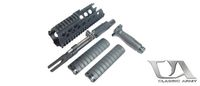 Classic Army CA36C Rail Systems w/ Barrel Set