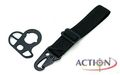 ACTION Sling Adaptor With Three Hole Type (Black)
