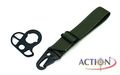 ACTION Sling Adaptor With Three Hole Type (Green)