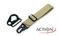 ACTION Sling Adaptor With Rectangle Type (Tan)