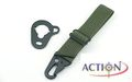 ACTION Sling Adaptor for M4 Series (Type A)(Green)