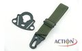 ACTION Sling Adaptor for M4 Series (Type D)(Green)