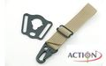 ACTION Sling Adaptor Wite Rectangle (Type B)(Tan)