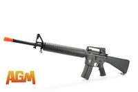 AGM Metal Gear Box M16A4 Airsoft AEG With AGM Marking