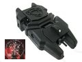 A.P.S High quality Flip up Tactical Front Sight- Black