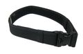 EAIMING 1.5inch Duty Nylon Belt With Security Buckle -Black