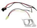 Classic Army High Silicone Wire w/Fuse For M4 Gear Box