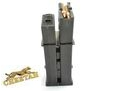 Cheetah 1000rd Electric Winding Dual Magazine for G36 (AAA x4)