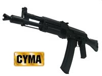 CYMA Metal High power AKS-74M Airsoft AEG Special