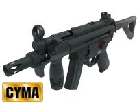 CYMA High power METAL  Airsoft AEG with Stock(CM-041PDW)