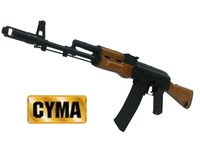 CYMA Metal High Power AK74 (WOOD Ver.) Airsoft AEG (CM-048)