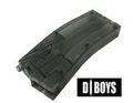 D-BOYS 350rd XL Size BB Loader (Black)