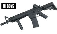 D-BOYS Boyi M4 CQB Compact Metal AEG Rifle (BY-039)