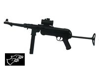 "DOUBLE EAGLE WWII MP40 ""Schmeisser"" Spring Airsoft Rifle"