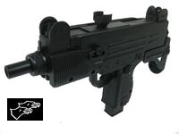 DOUBLE EAGLE Mini Uzi Electric Rifle