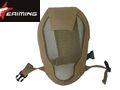 EAIMING Ver.II Metal Steel Reticular Full cover Face Mask (CB)
