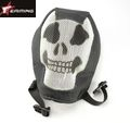 EAIMING Smiling Devil Metal Steel Reticular Full cover Face Mask
