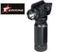 EAIMING Combat Aluminum Foregrip with Integral LED Flashlight