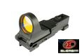 Element SeeMore Railway Reflax Electronics Red Dot Sight -Black