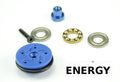Energy 5-Holes Ball Bearing ABS Piston Head – Blue