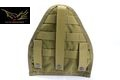 Flyye Cordura RAV Gas Mask Bag – CB