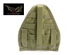 Flyye Cordura Nylon RAV Gas Mask Bag – Ranger Green