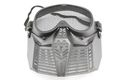 Full Face No Fog Goggle Mask- Black