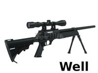 WELL MB06D APS SR2 Bolt Action Sniper Rifle (BK)