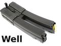 WELL 120 Rounds MP5 Series AEG Magazine