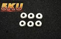 5KU Metal High Performance 7mm Oilless Bushings 6pcs