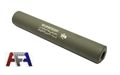 Army Force Black Water 245mm Aluminum Silencer(14mm +/-)OD