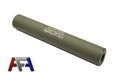 Army Force Light Weight 245mm Aluminum Silencer(14mm +/-) OD