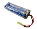 AGM 8.4v 1500mAh Battery  (Ni-CD)(Medium Size Type)(Mini Plug)