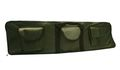 39&#39&#39 2-Ways Carrying 4x pouch Airsoft Rifle Gun Case (OD)