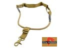 BIG Dragon CQB Single Point Urban Rifle Sling -CB