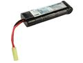 Cyber Gun 8.4v 1100mAh Battery (Ni-MH)(Mini Type)(Mini Plug)