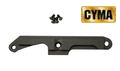 CYMA Metal Original AK Side Mount Adapter w/ Mounting Hardware