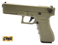 WELL MAC-11/M11A1 CO2 Full Auto Machine Pistol/SMG (Black)