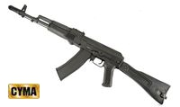 CYMA Metal AK74M CM040C AEG with Folding Stock