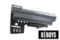 DBOYS Polymer Enhanced Carbine MOD Stock w/ Butt Pad -Black