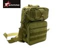 EAIMING 1000D-A MOLLE Tactical 2-ways Carrying Shoulder Bag (DE)