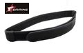 EAIMING 1.5inch Duty Cordura Nylon Velcro Belt-Black