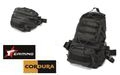 EAIMING 1000D CORDURA® Foldable MOLLE Backpack (Black)